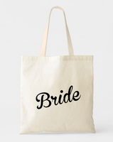 Bride Tote Bags - GeorgiaBags