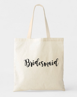 Bridesmaid Tote Bags - GeorgiaBags
