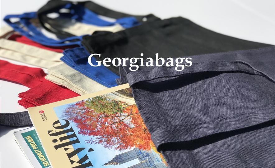 Canvas Book Tote Bags