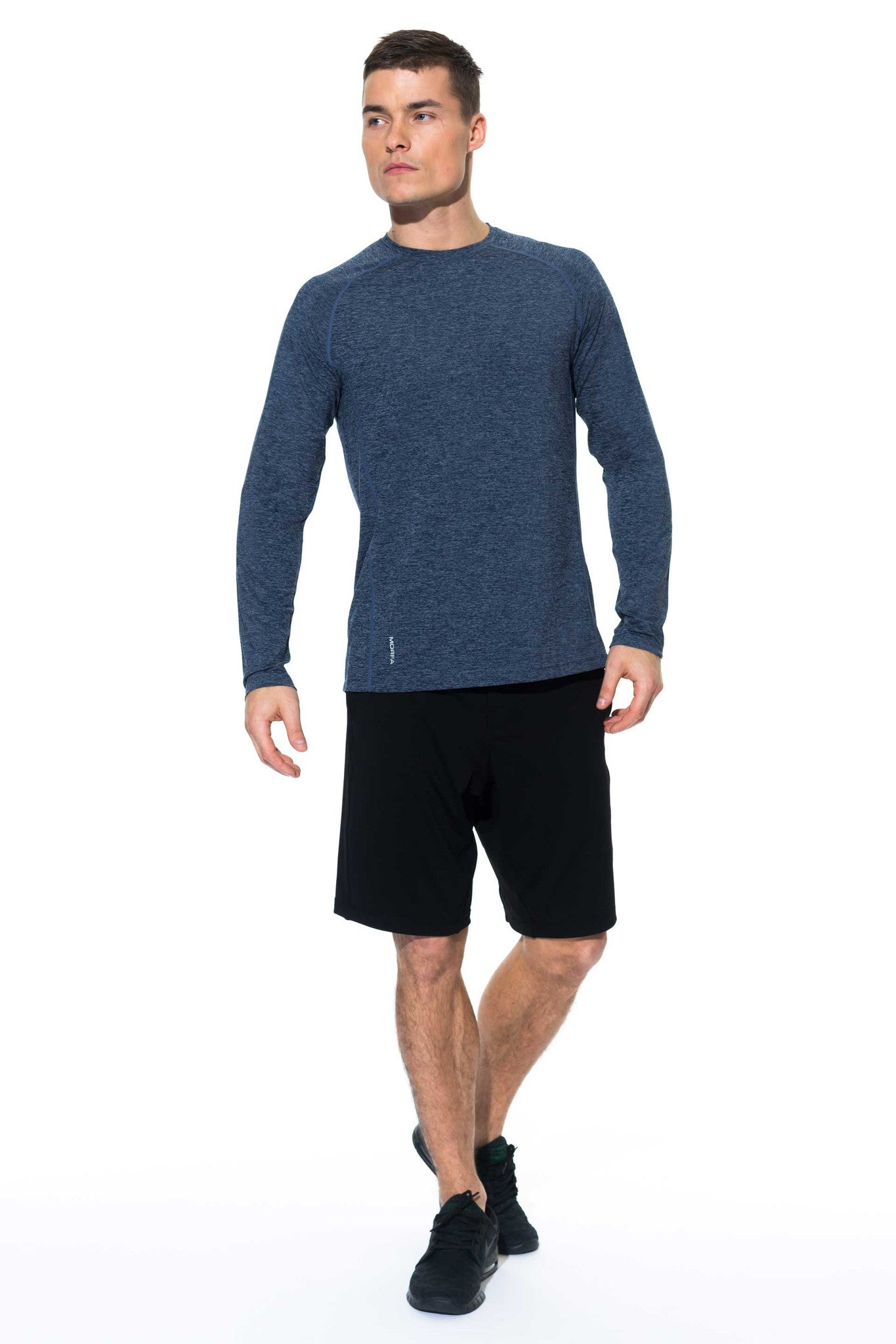 FOCUS LONG SLEEVE - ECLIPSE - ( SIZES: S & XL