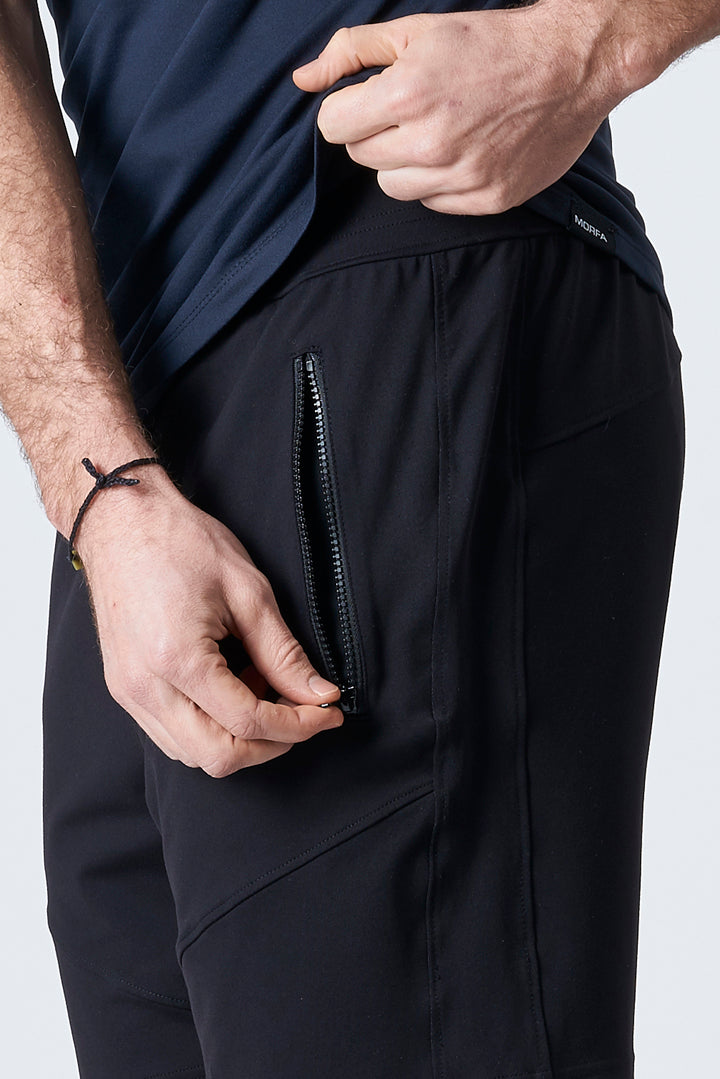 TECH STRETCH TRAINING PANT - BLACK