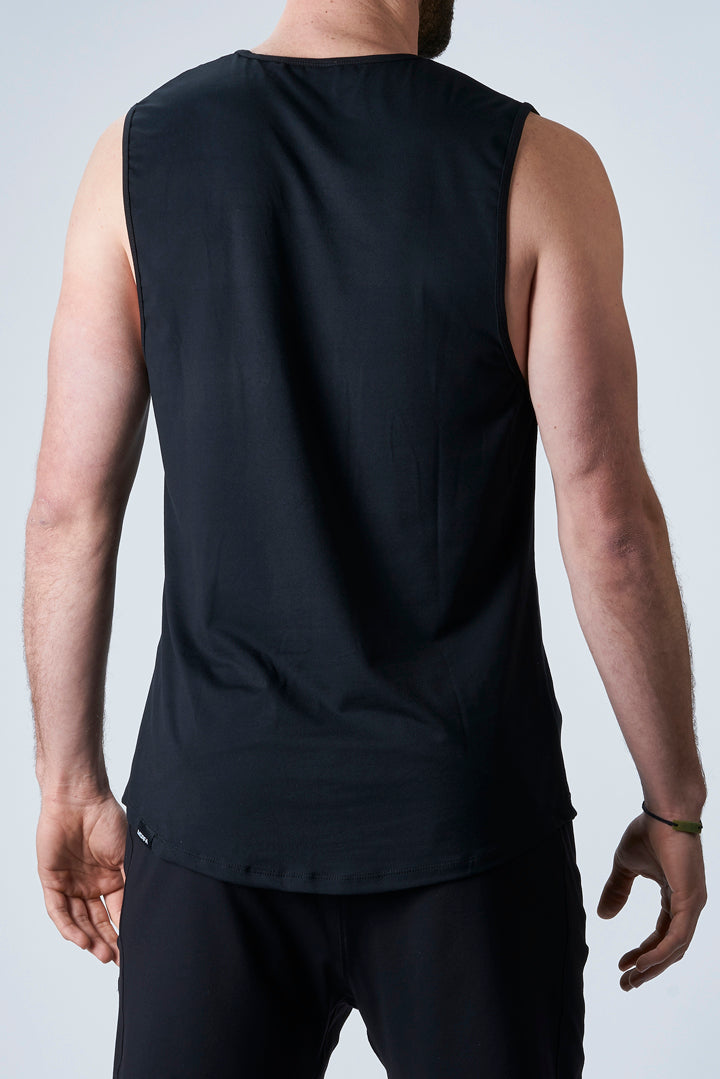 CarbonTech - TRAINING TANK - BLACK