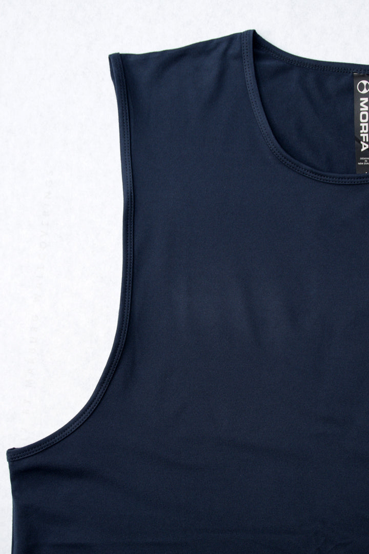 CarbonTech - TRAINING TANK - NAVY