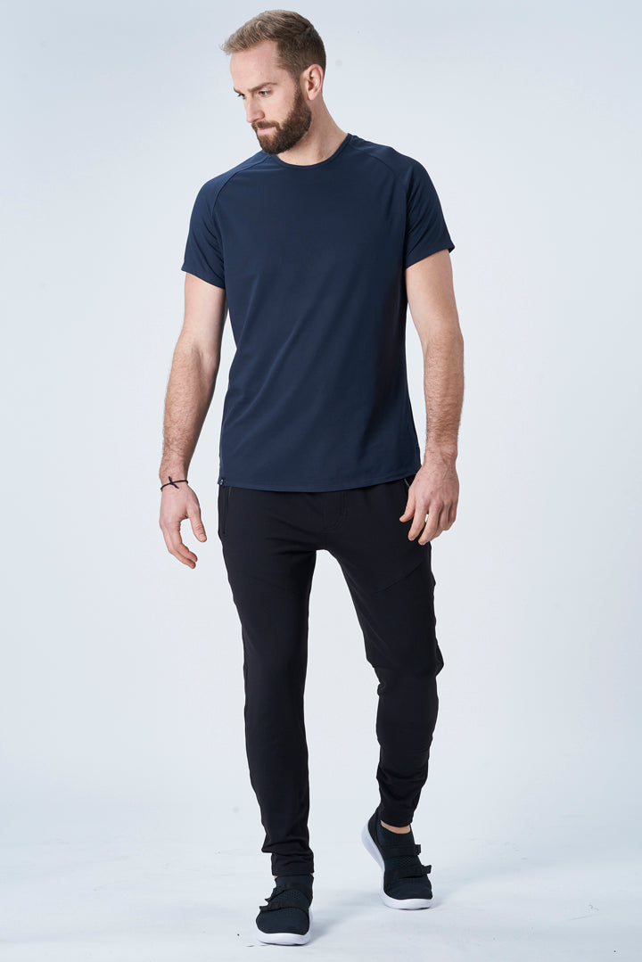 CarbonTech - TRAINING TEE - NAVY