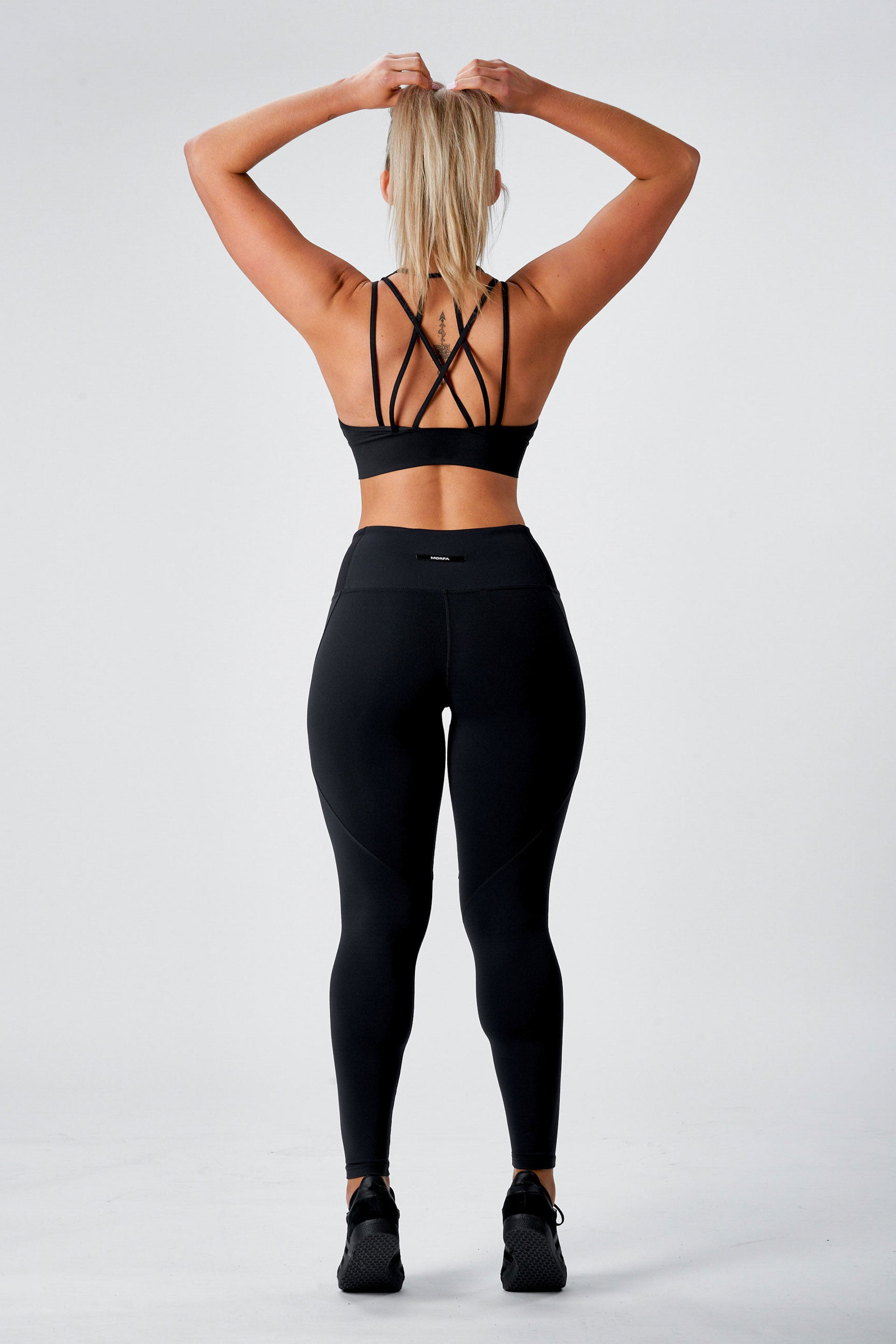 OUTFIT - SCULPT F/L TIGHTS + ATHLETIC TEE