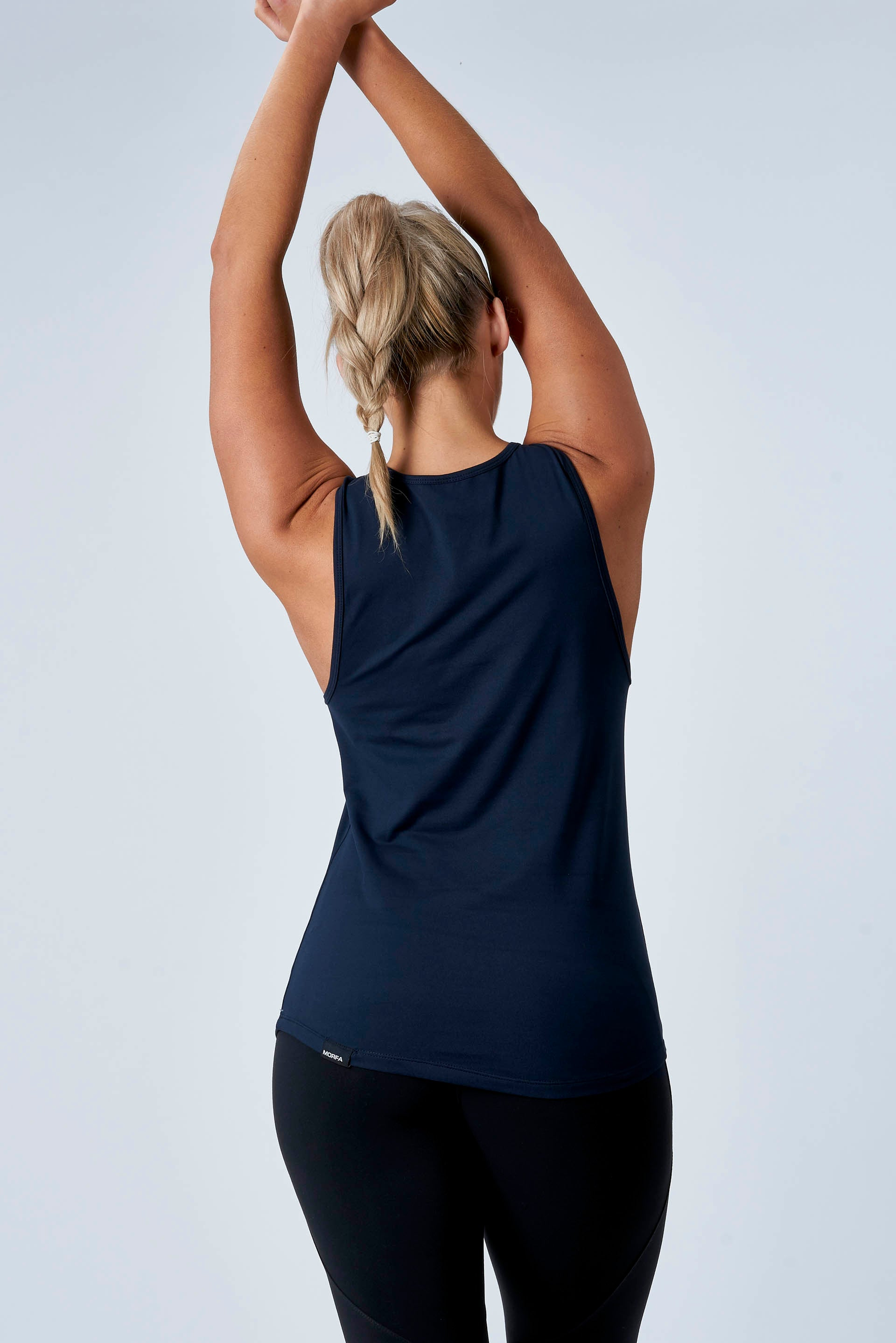 CarbonTech - MUSCLE TANK - NAVY