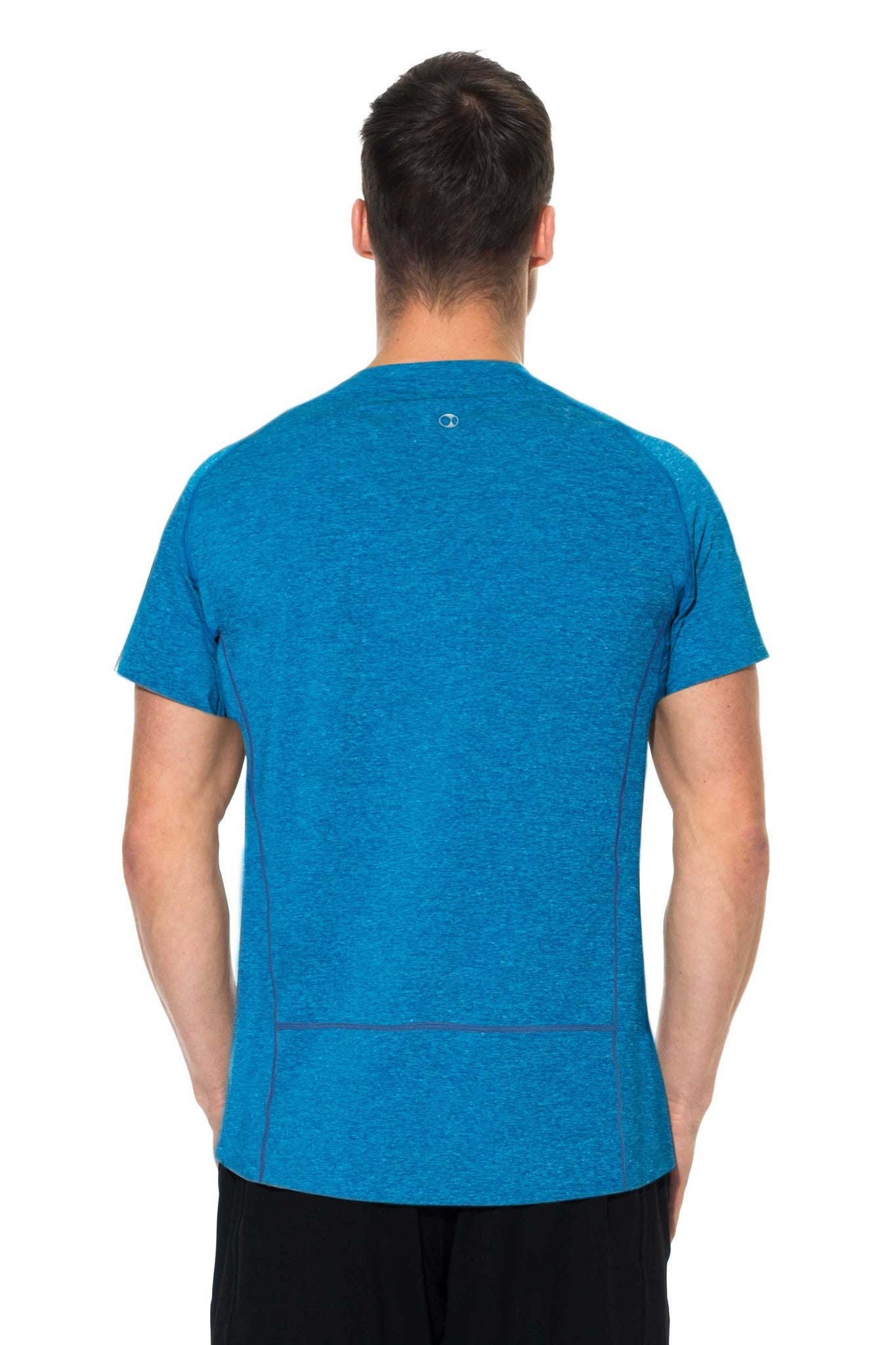 CORE T-SHIRT - OCEAN - ( SIZES: S )
