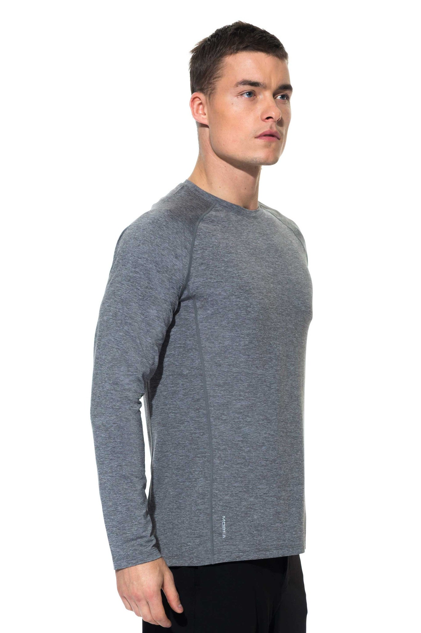 FOCUS LONG SLEEVE - STEEL