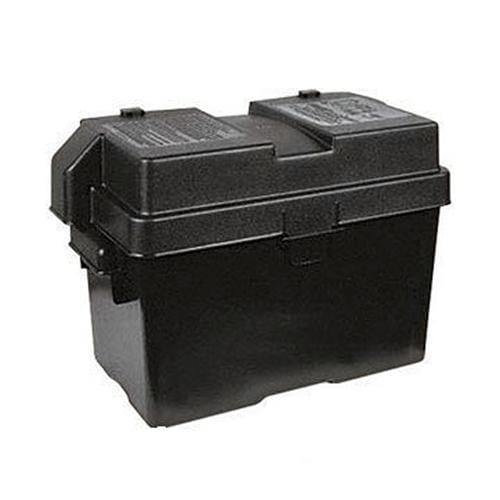 ALEKO Gates and Fences ALEKO Products LM130-12AH-AP Battery Box for Two 12AH Batteries - LM130 LM130-12AH-AP