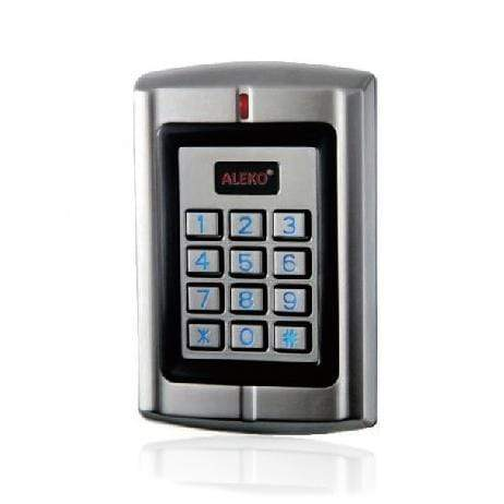ALEKO Gates and Fences ALEKO Products LM178-AP Universal Metal Wired Keypad - LM178 LM178-AP