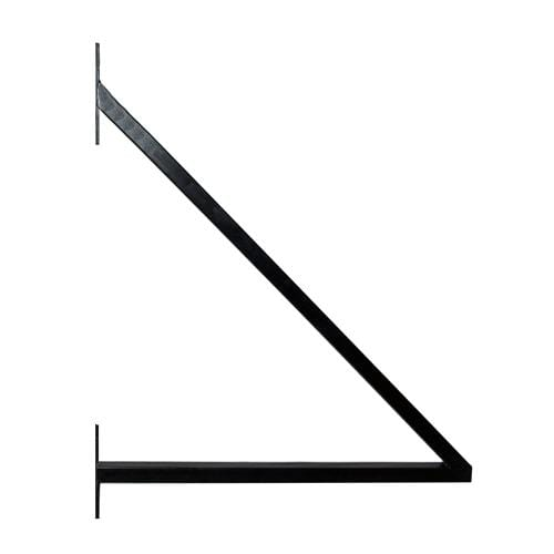 ALEKO Gates and Fences ALEKO Products Side Frame Extension Bracket SIDEEXT-AP SIDEEXT-AP