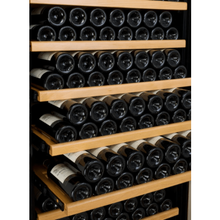 "Load image into Gallery viewer, Allavino Wine Refrigerators Allavino Products 32"" Wide Vite Series 305 Bottle Single Zone Stainless Steel Right Hinge Wine Refrigerator YHWR305-1SRT YHWR305-1SRT"