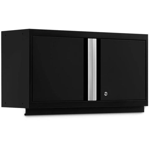 Image of Garage Reserve Black - Pre-Order (ETA 90 Days or More) NewAge Products BOLD SERIES 3.0 36 in. Wall Cabinet 50015 49015