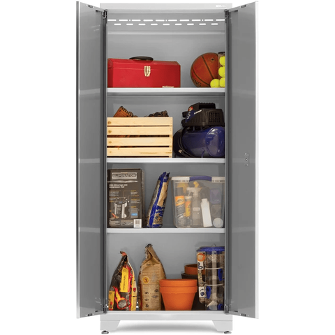 Garage Reserve Garage Cabinets NewAge Products BOLD SERIES 3.0 30 in. Multi-Use Locker 50004