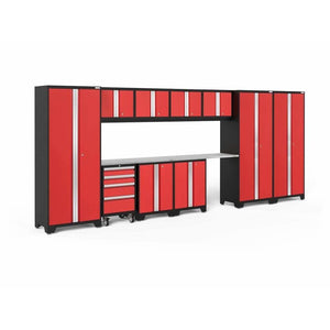 Garage Reserve NewAge Products BOLD SERIES 3.0 12 Piece Cabinet Set 50414