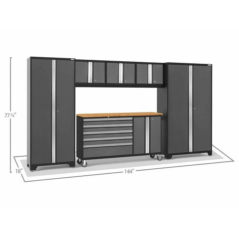 Image of Garage Reserve NewAge Products BOLD SERIES 3.0 6 Piece Cabinet Set 50502