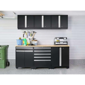 Garage Reserve NewAge Products PRO SERIES 3.0 14 Piece Cabinet Set 52144