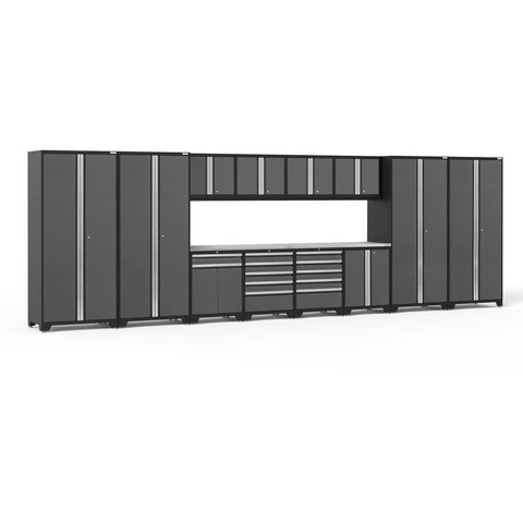 Image of Garage Reserve NewAge Products PRO SERIES 3.0 14 Piece Cabinet Set 52144