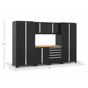 Garage Reserve NewAge Products PRO SERIES 3.0 7 Piece Cabinet Set 52052