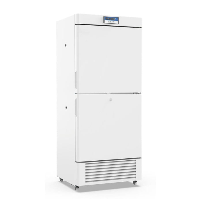 Kings Bottle Medical Refrigerator and Freezer KINGS BOTTLE -10~-25°C Low Temperature 450L Two Chambers Biomedical Freezer MLF450