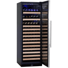 Load image into Gallery viewer, Kings Bottle Wine Coolers KINGS BOTTLE Products 166 Bottle Large Wine Cooler Refrigerator Drinks Cabinet KBU170WX-SS RHH