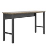 "Image of Manhattan Comfort Work Benches Fortress Manhattan Comfort Fortress 72.4"" Garage Table in Natural Wood and Steel 6GMC 6GMC"
