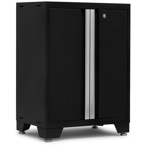 NewAge Products Garage Cabinets Black NewAge Products BOLD SERIES 3.0 2-Door Base Cabinet 50002 49002