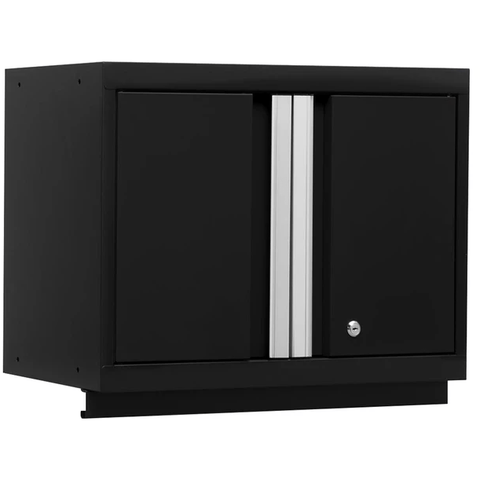 NewAge Products Garage Cabinets Black NewAge Products BOLD SERIES 3.0 24 in. Wall Cabinet 50000 49000