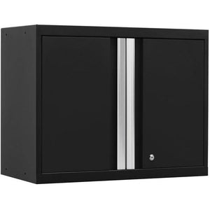 NewAge Products Garage Cabinets Black NewAge Products PRO SERIES 3.0 Wall Cabinet 52000 52800