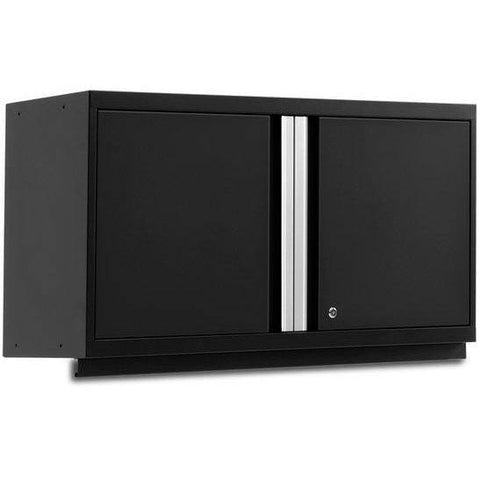 Image of NewAge Products Garage Cabinets Black - Pre-Order (ETA 90 Days or More) NewAge Products PRO SERIES 3.0 42 in. Wall Cabinet 52631 52835