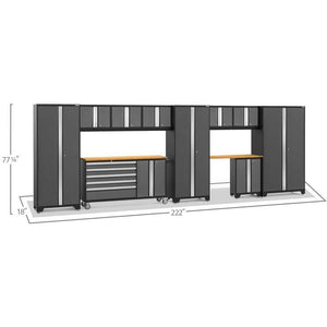 NewAge Products Garage Cabinets NewAge Products BOLD SERIES 3.0 11 Piece Cabinet Set 50512