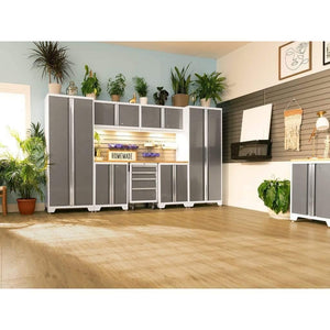 NewAge Products Garage Cabinets NewAge Products BOLD SERIES 3.0 12 Piece Cabinet Set 50410