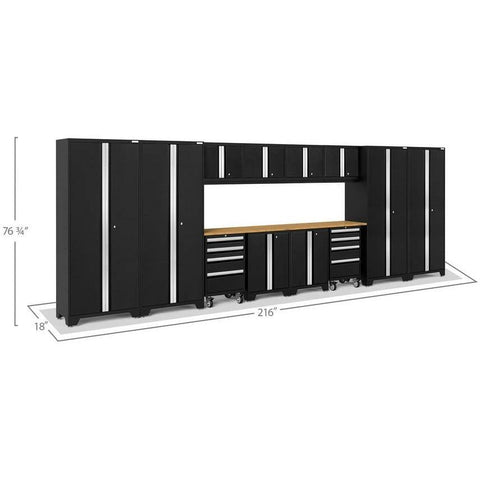 NewAge Products Garage Cabinets NewAge Products BOLD SERIES 3.0 14 Piece Cabinet Set 50416