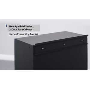 NewAge Products Garage Cabinets NewAge Products BOLD SERIES 3.0 2-Door Base Cabinet 50002