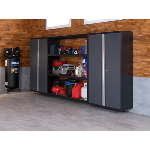 NewAge Products Garage Cabinets NewAge Products BOLD SERIES 3.0 2 Piece Cabinet Set 53834