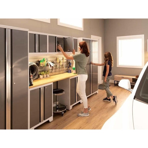 Image of NewAge Products Garage Cabinets NewAge Products BOLD SERIES 3.0 3 Piece Cabinet Set 50653