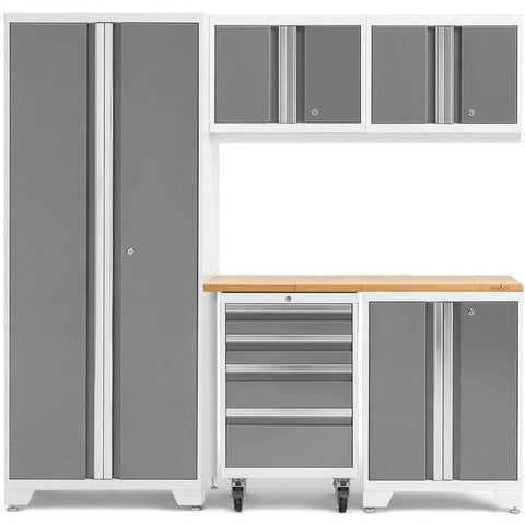 NewAge Products Garage Cabinets NewAge Products BOLD SERIES 3.0 6 Piece Cabinet Set 50400