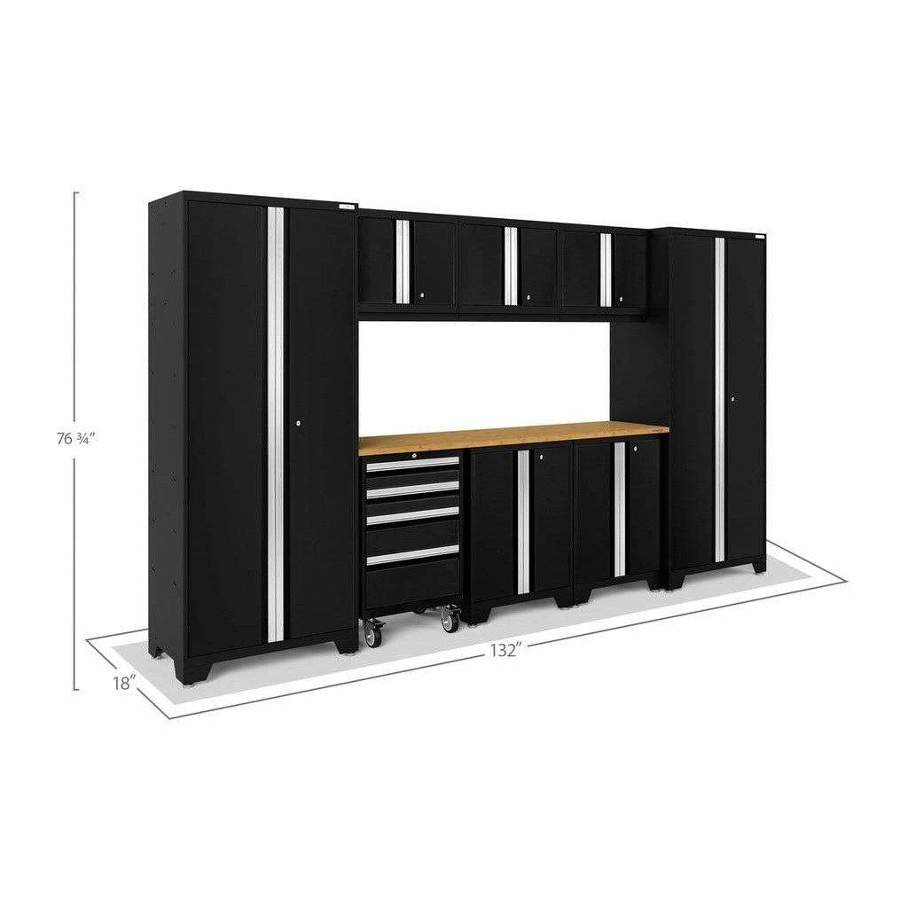 NewAge Products Garage Cabinets NewAge Products BOLD SERIES 3.0 9 Piece Cabinet Set 50408