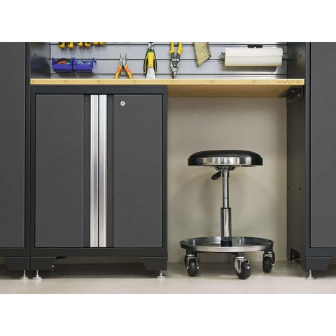 Image of NewAge Products Garage Cabinets NewAge Products BOLD SERIES 3.0 Gray 6 Piece Cabinet Set 50680 50680