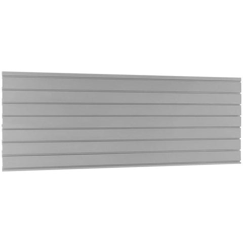 NewAge Products Garage Cabinets NewAge Products BOLD SERIES 3.0 Slatwall Backsplash (2 x 72 Inch) 53996 53996