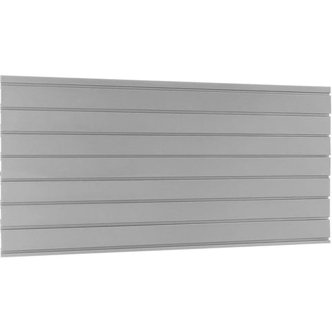NewAge Products Garage Cabinets NewAge Products BOLD SERIES 3.0 Slatwall Backsplash (48 Inch and 72 Inch) 53994 53994