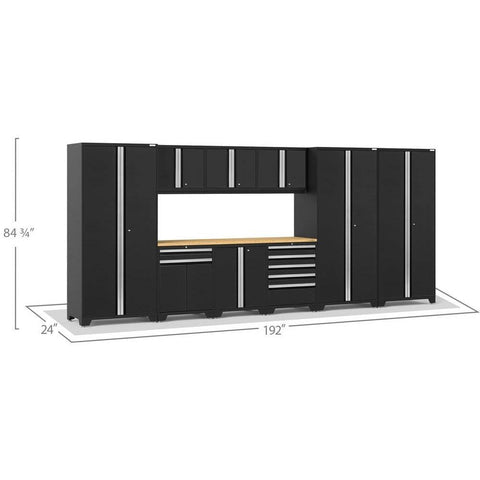 NewAge Products Garage Cabinets NewAge Products PRO SERIES 3.0 10 Piece Cabinet Set 52151