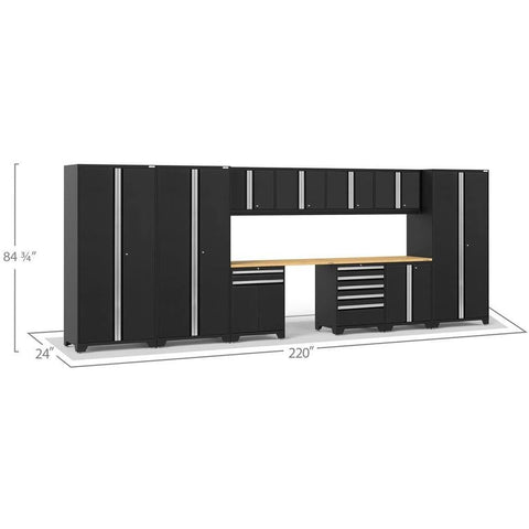 NewAge Products Garage Cabinets NewAge Products PRO SERIES 3.0 12 Piece Cabinet Set 52118