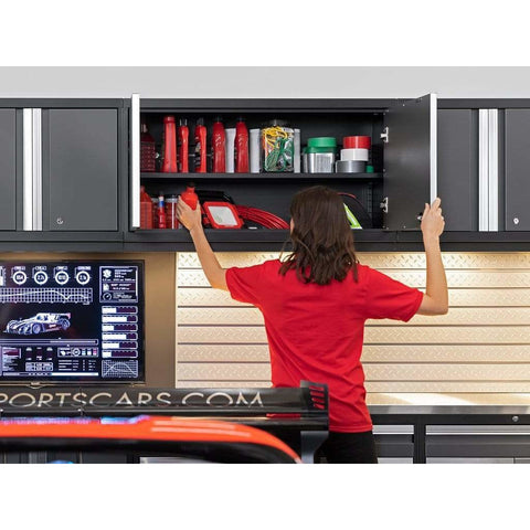 Image of NewAge Products Garage Cabinets NewAge Products PRO SERIES 3.0 3 Piece Cabinet Set 55987