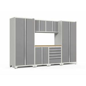 NewAge Products Garage Cabinets NewAge Products PRO SERIES 3.0 7 Piece Cabinet Set 52052