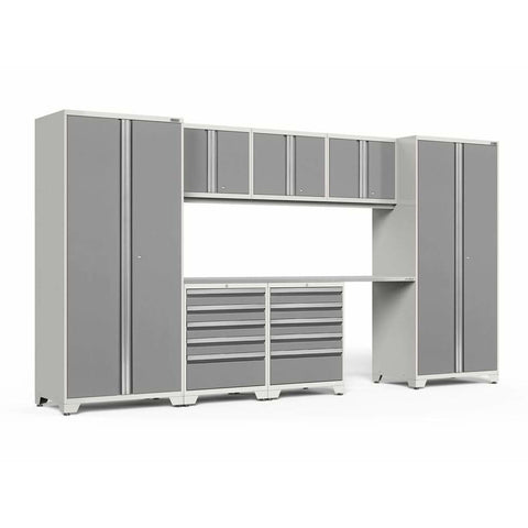 NewAge Products Garage Cabinets NewAge Products PRO SERIES 3.0 8 Piece Cabinet Set 52090