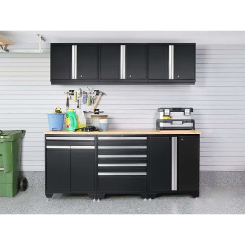 NewAge Products Garage Cabinets NewAge Products PRO SERIES 3.0 8 Piece Cabinet Set 52096