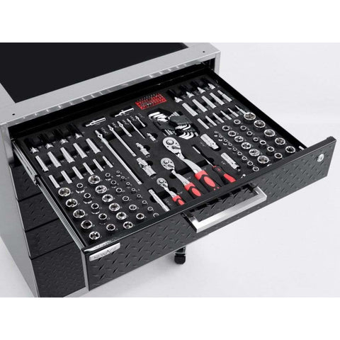 NewAge Products Garage Cabinets NewAge Products PRO SERIES 3.0 Socket, Screwdriver, Plier and Wrench Tray 53999