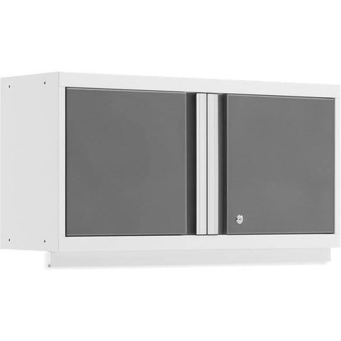 Image of NewAge Products Garage Cabinets Platinum - In Stock NewAge Products BOLD SERIES 3.0 36 in. Wall Cabinet 50015 56715