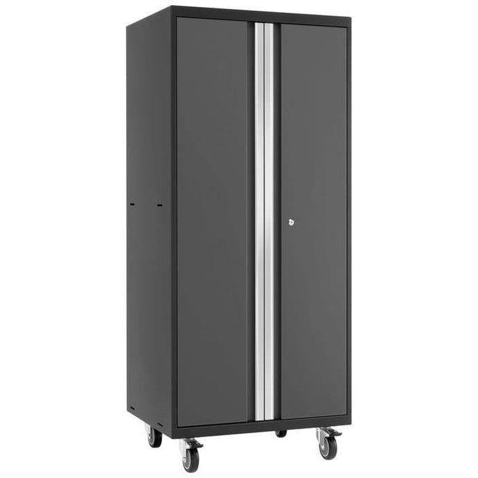 NewAge Products Garage Cabinets Pro Series 3.0 NewAge Products PRO SERIES 3.0 Gray Mobile Locker 52016 52016
